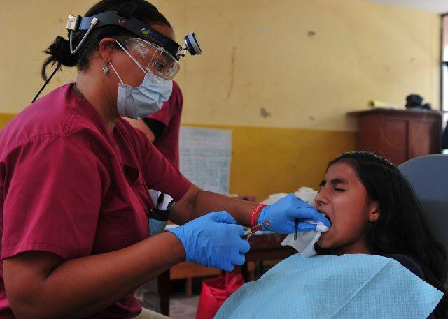 abces dentar